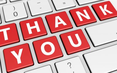 """Why it pays to say """"Thanks"""" in an email marketing piece"""