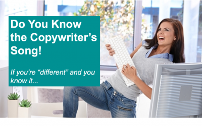 Do You Know the Copywriter's Song?