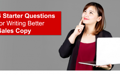 6 Starter Questions for Writing Better Sales Copy
